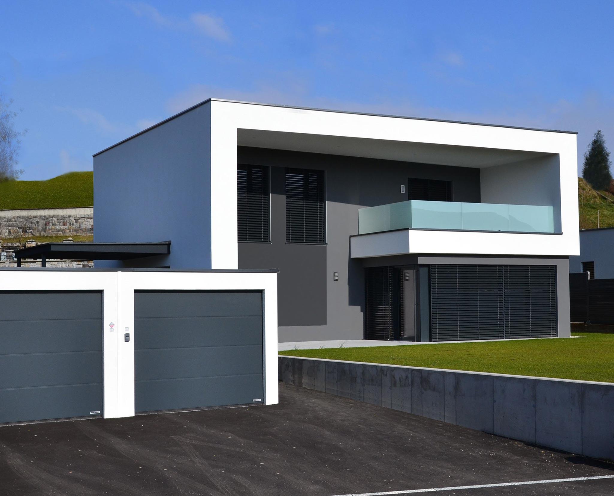 Einfamilienhaus Projekt Haus T