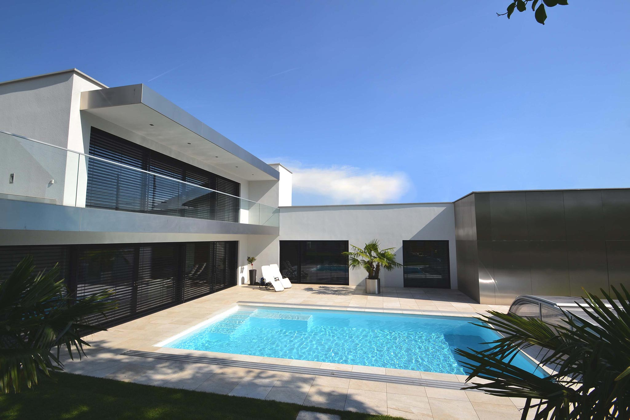 Einfamilienhaus Projekt Haus I